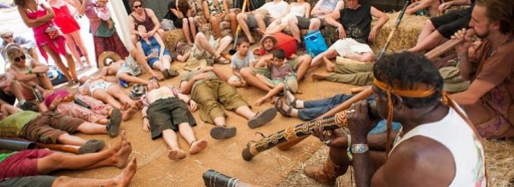 Cool Festivals & Retreats