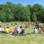 rainbow gathering festival