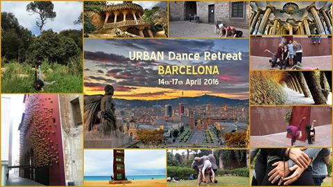 dance retreat barcelona
