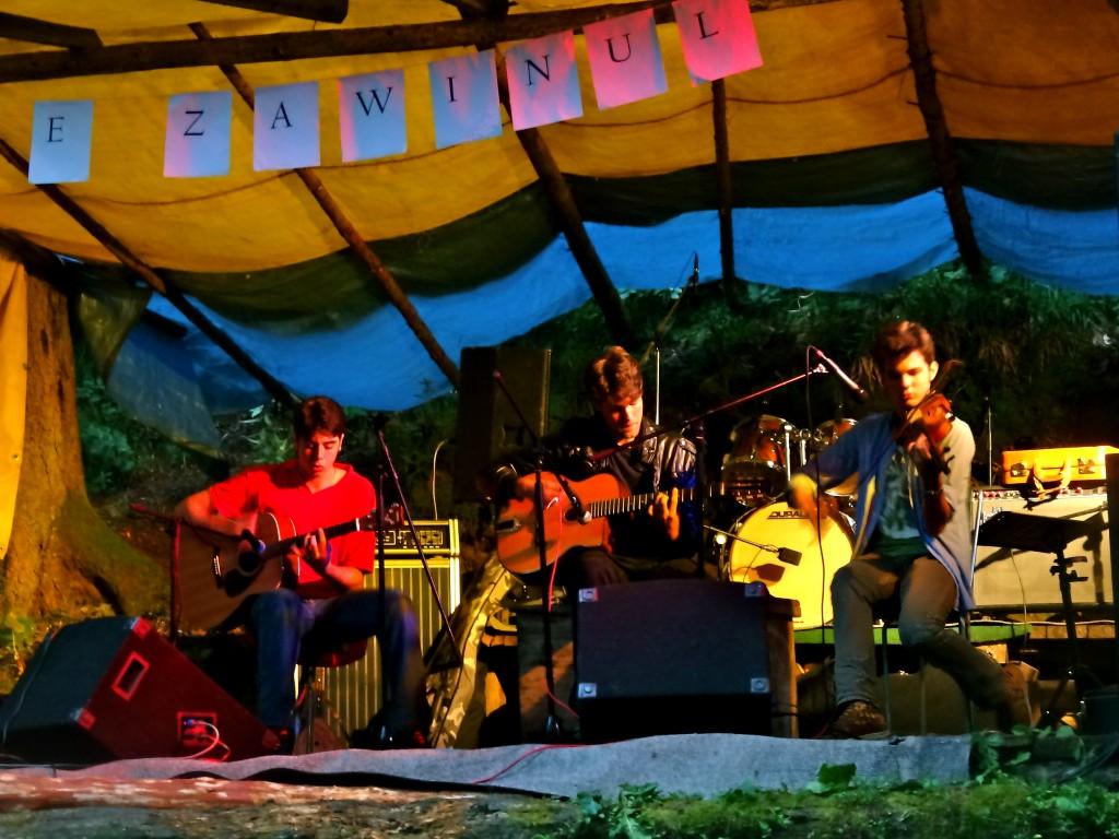jazz at the zelenkovac festival in bosnia