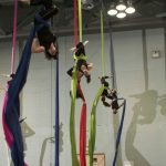 aerial dance fest, Ireland