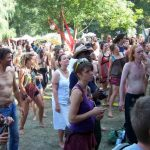 ancient trance festival in germany