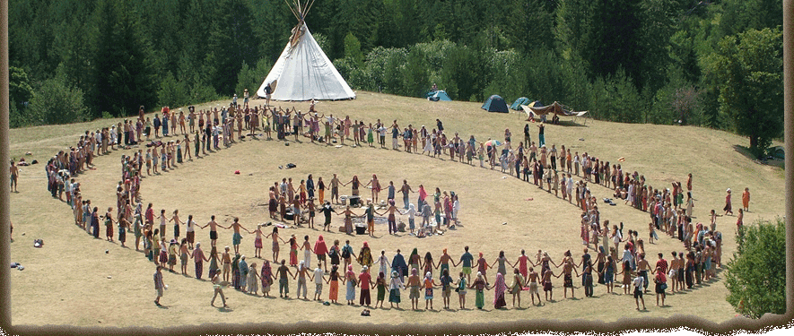 Where is the next Rainbow Gathering?