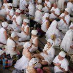 tantra festival in white