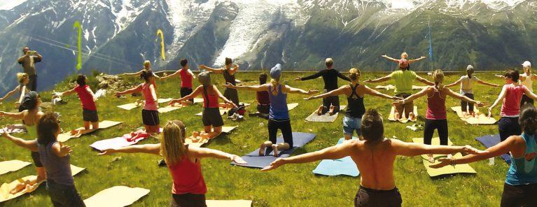 yoga festival in Europe