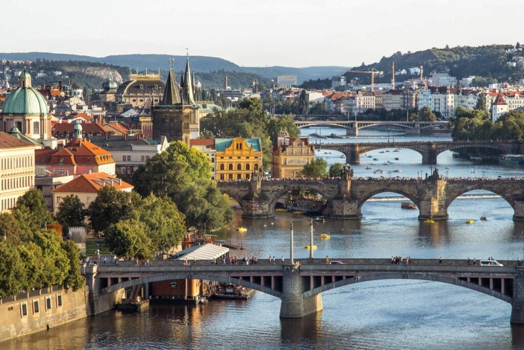 Prague events and concerts