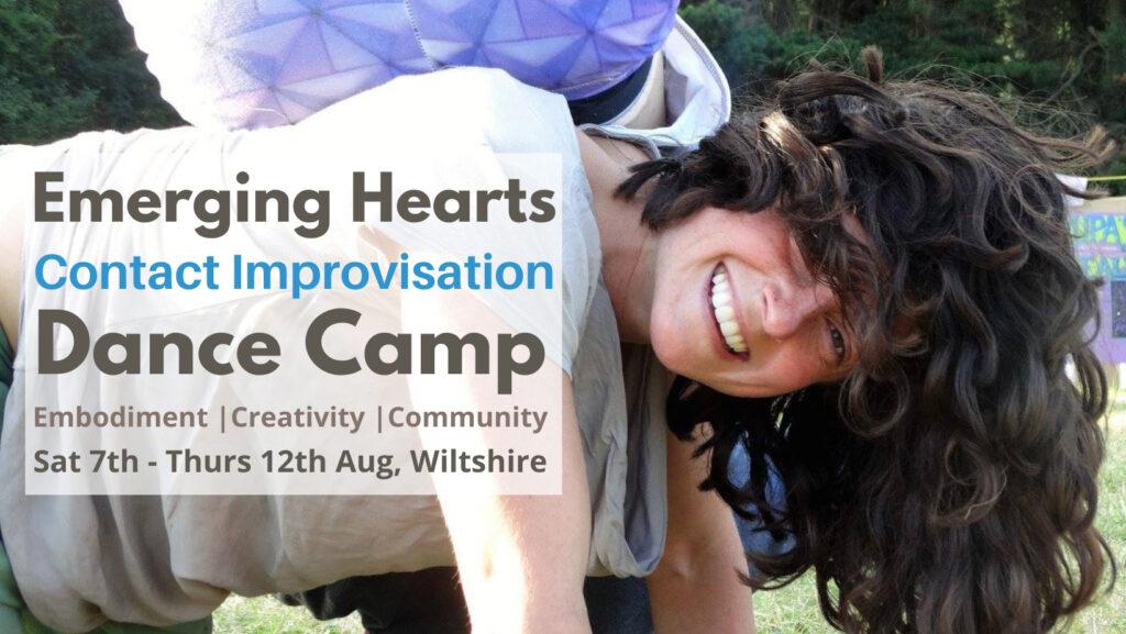 contact improvisation camp festival